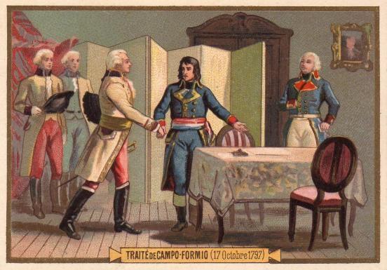 Leggende di Napoleone in Friuli ('Legends of Napoleon in Friuli')