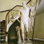Le marbre blanc de Carrare à l'époque de Napoléon