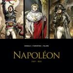 Un coffret en 3 tomes sur Napoléon – janvier 2017