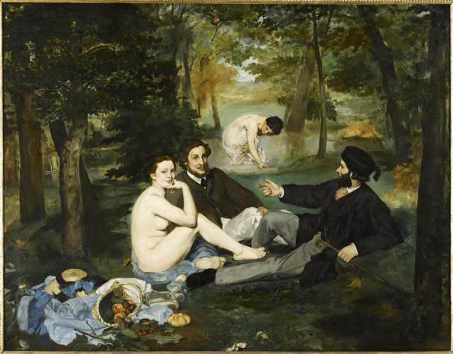 Les Salons sous Napoléon III