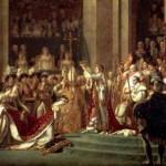 Le sacre de Napoléon Ier (oct. 2003)