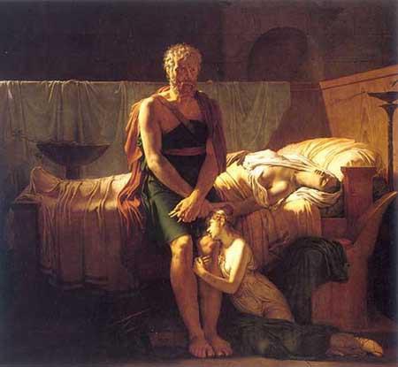Pierre-Narcisse Guérin - Retour de Marcus Sextus
