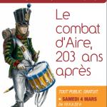 Le combat d'Aire-sur-l'Adour, 203 ans après