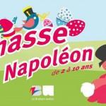 Une « Chasse au Napoléon » au dernier QG de Napoléon – mars 2017