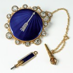"""Tact"" watch belonging to Jerome Bonaparte, King of Westphalia"