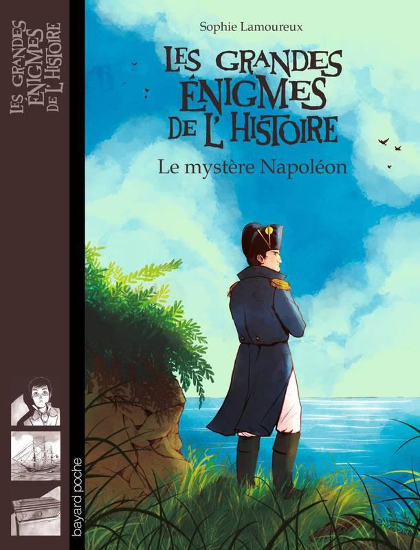 Parution : Le mystère Napoléon – Avril 2017
