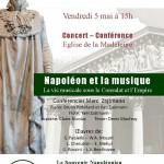 Napoléon et la musique. La vie musicale sous le Consulat et l'Empire