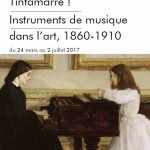 Tintamarre ! Instruments de musique dans l'art, 1860-1910