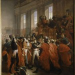 The coup d'État of 18 Brumaire An VIII (9 and 10 November 1799)