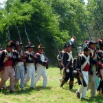Re-enactment of the Battle of Marengo
