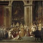 Le Sacre de Napoléon Ier le 2 décembre 1804 à Notre-Dame