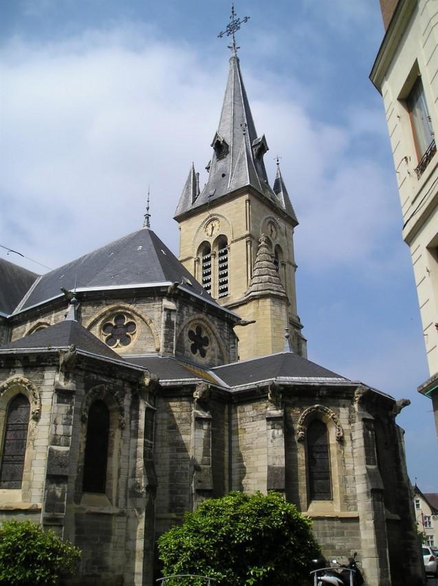 Les 150 ans de la consécration de l'église Saint-Saturnin de Cusset