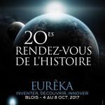 20es Rendez-vous de l'Histoire de Blois : Eurêka