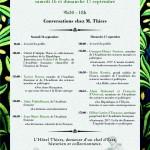 2e édition des Conversations chez M. Thiers