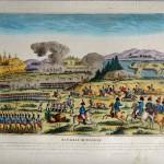 Les troupes napoléoniennes : des gravures Premier Empire au musée de Cambrai