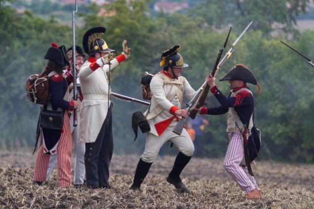 The battle of Austerlitz: Historical weekend