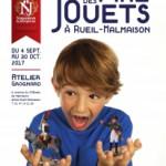 Exposition L'empire des jouets à Rueil – septembre 2017