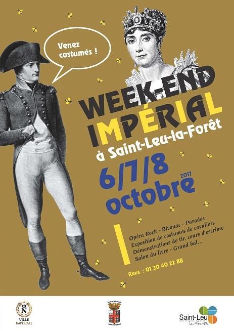 Week-end impérial à Saint-Leu-la-Forêt
