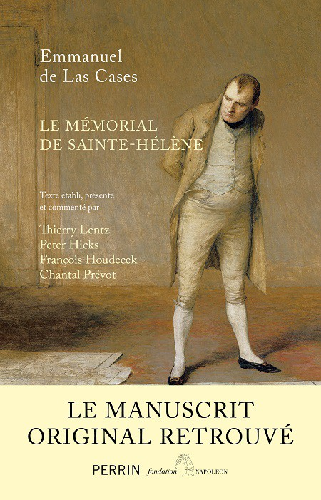 English translation of an extract from the introduction of <i> Mémorial de Sainte-Hélène. Le manuscrit original retrouvé </i>