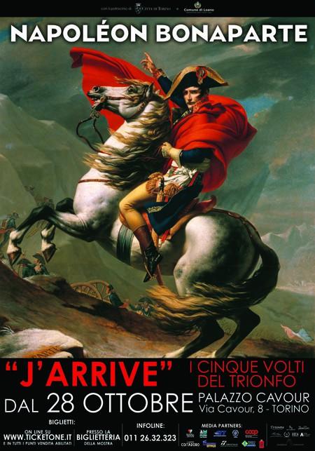 «J'arrive». Napoléon, les cinq visages du triomphe