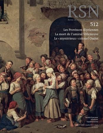 <i>La Revue du Souvenir Napoléonien</i> n°512