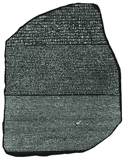 Une chronique d'Ahmed Youssef : Le général Abdallah JacquesMenou et la pierre de Rosette, une histoire d'amour entre la France et l'Égypte