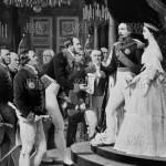 Napoleon III Hands Baron Haussmann the Decree Annexing the Parisian Suburban Communes