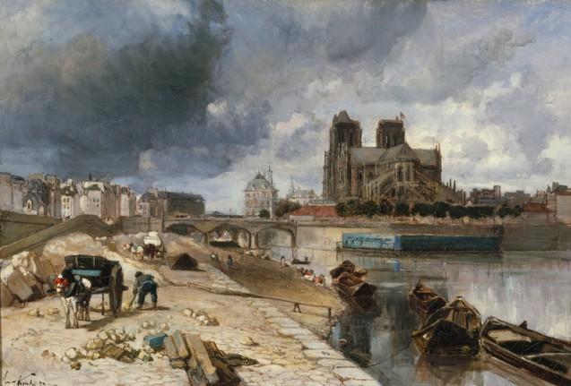 Les Hollandais à Paris, 1789-1914