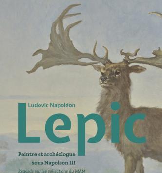 Ludovic Napoléon Lepic, peintre et archéologue sous Napoléon III
