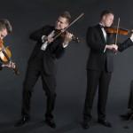 Cycle Musiques et paroles d'Empereur : quatuor Mettis-Mūza Rubackyté
