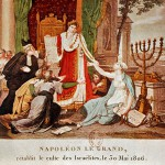 Napoleon re-establishes the Jewish cult in France, 30 May 1806