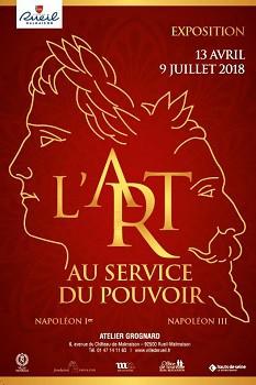 Art in the Service of Power: Napoleon I and Napoleon III