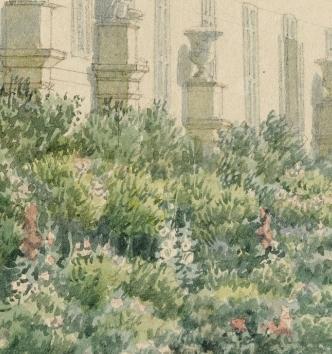 Malmaison, un jardin d'expérience