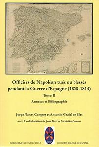 Officiers de Napoléon tués ou blessés pendant la guerre d'Espagne (1808-1814)