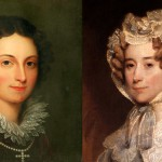 The Princess and the would-be First Lady: Two accounts of a meeting in 1822 by Charlotte Bonaparte and Louisa Adams
