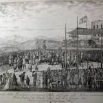 Napoleonic tour of Trieste (Italy)