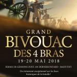 Bivouac at Quatre Bras (Belgium)