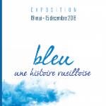 Exposition-laboratoire « Bleu »