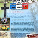 22nd French week: La Route du Prince Impérial, Louis Napoléon, Commemorations in South Africa