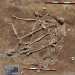 Archelogical excavation in Wagram reveal insights into the conditions of Napoleonic soldiers