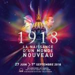 Nuit aux Invalides 2018 : 1918, La naissance d'un monde nouveau