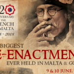 220th anniversary of the French Blockade of Malta