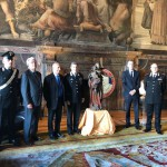 Rome: Two stolen letters written to Napoleon have been returned to France