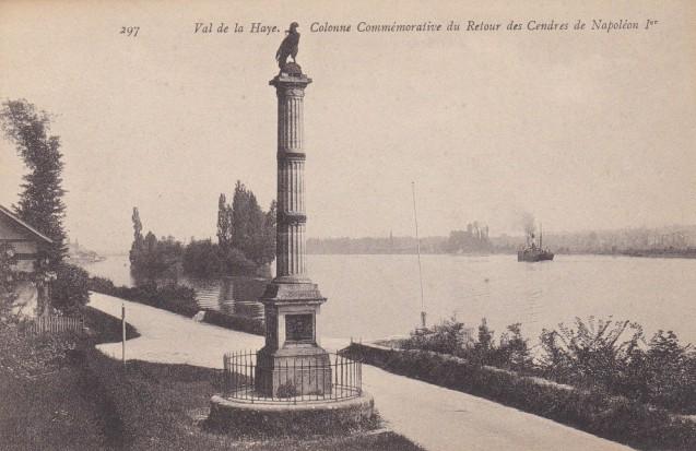 Colonne Napoléon de Val-de-La-Haye (76)