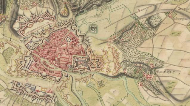 Gentleman, Soldier, Scholar & Spy: The Napoleonic-era maps of Robert Clifford