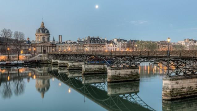 Les ponts de Paris construits par Napoléon Bonaparte