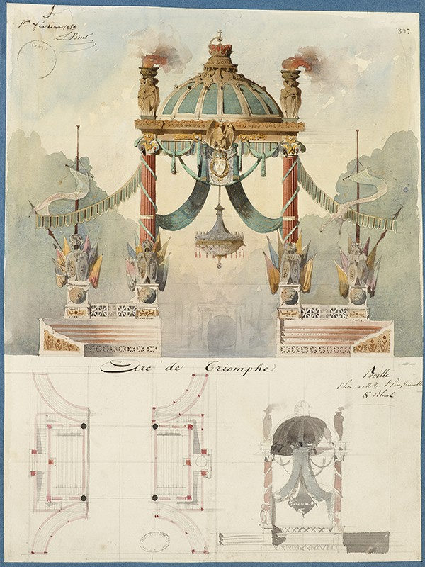 Bâtir sous le Second Empire (Construction during the Second Empire)