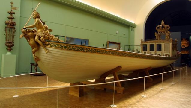 Le canot impérial de Napoléon Ier