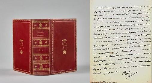 Histoire de Lire 2018 à Versailles : Napoléon, homme de plume et grand lecteur