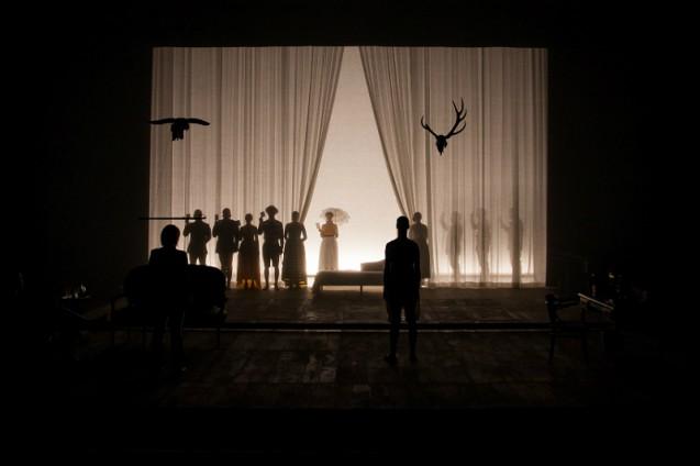 L'Aiglon d'Edmond Rostand, par Maryse Estier : présentation de projet